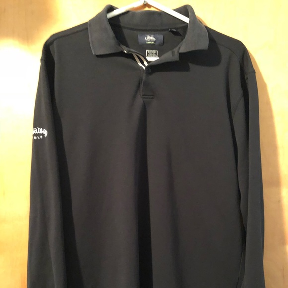 Callaway Shirts Mens X Series C Tech Long Sleeve Shirt Poshmark